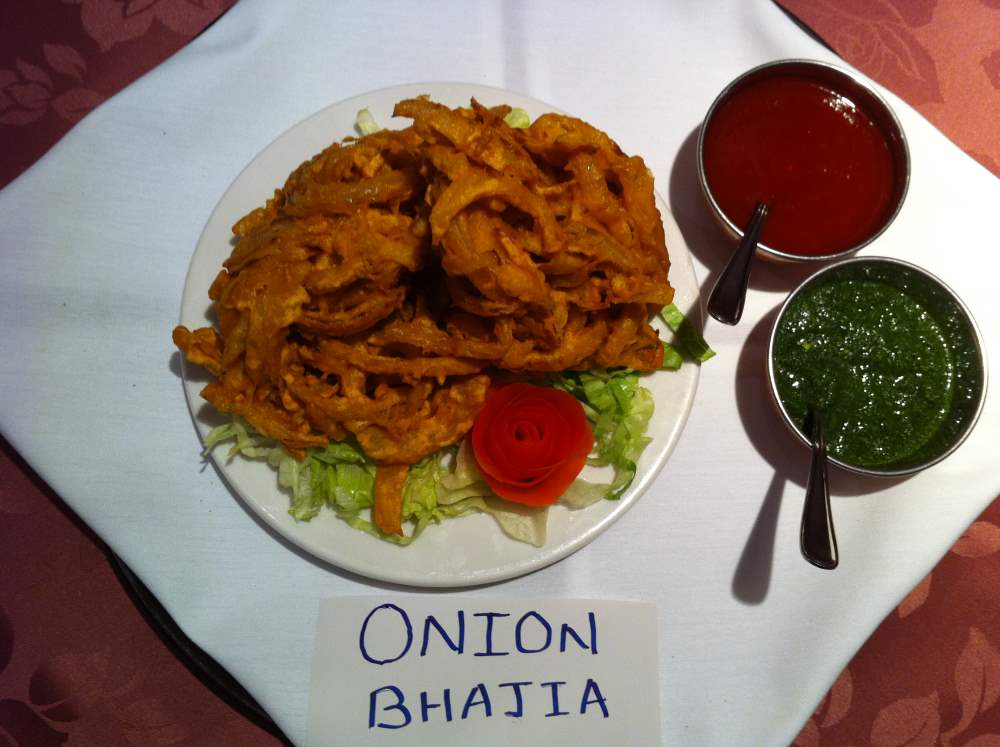 2Onion Bhajia